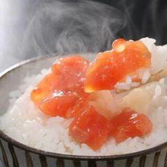 鮭のルイベ漬